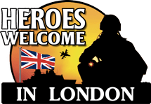 Heroes Welcome in London