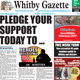 Whitby Gazette Press Release